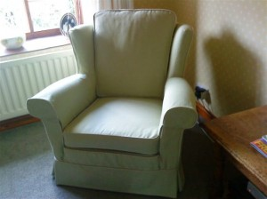 green wing chair L cover-opt